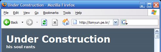 Firefox의 변신은 무죄
