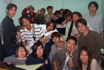 2001년도 활천 가을 정기 공연 리허설